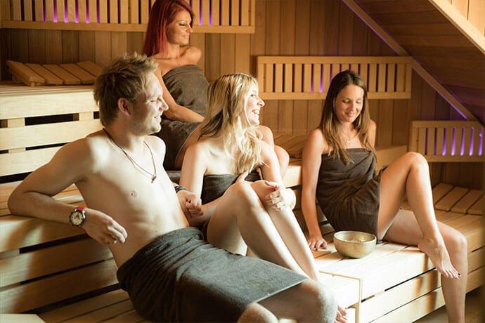 Sauna elsa jean