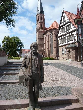 Denkmal Theodor Storm