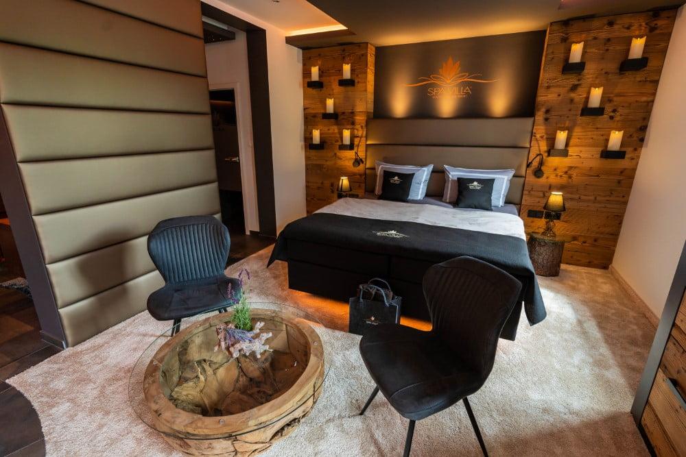 Luxus-SPA-Suite Deluxe