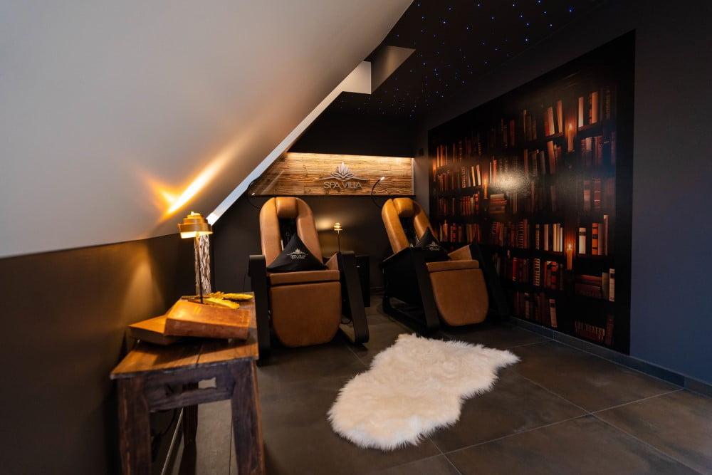 Luxus-SPA-Suite Exklusiv