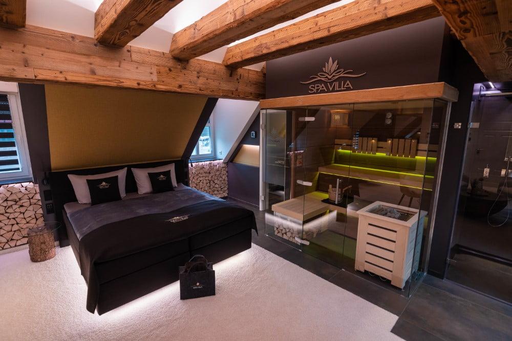 Luxus-SPA-Suite Himmeltraum